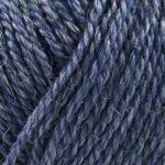 Jeansblå