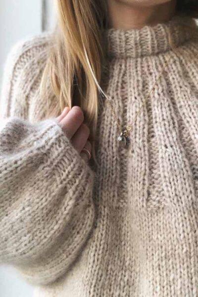 sunday sweater detalje
