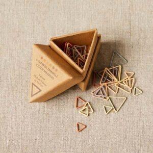 cocoknits trekantede maskemarkører